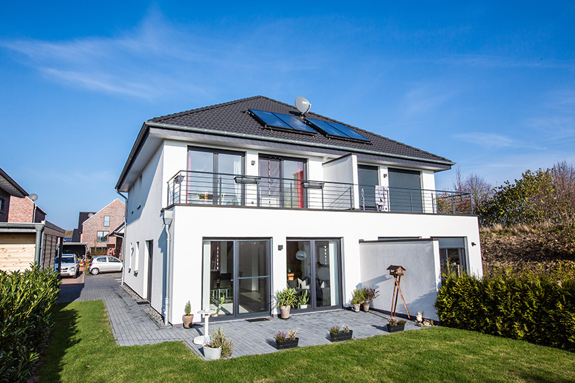 Doppelhaus Lüdinghausen Neppel Ein Und Mehrfamilienhäuser